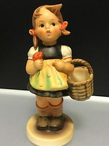 Hummel-Figurine-98-0-034-the-First-Purchase-034-5-1-8in-First-Choice-Top-Condition