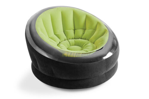 INTEX Empire Chair 68582 Sessel aufblasbar Fernsehsessel Liege Garten Sitz
