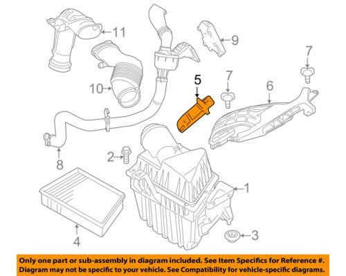 LAND ROVER OEM 12-15 Range Rover Evoque Engine-Air Filter Element LR029078