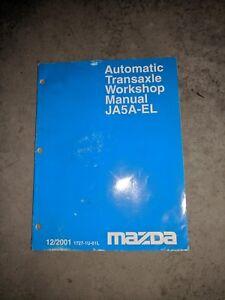 2001 2006 mazda mpv auto transmission service repair manual 2002 rh ebay com 1994 Mazda MPV Interior Lights Wiring-Diagram Mazda MPV Engine Diagram