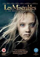 LES MISERABLES - DVD - REGION 2 UK