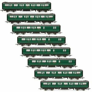 HORNBY-Bulleid-59-039-SR-BR-Corridor-Composite-amp-Brake-Coaches-Era-3-amp-Era-4-Choose