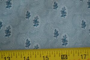 By 1//2 Yd Blue on Blue Quilting Windham//Hannah Wallis Ca 1840//32006-1 M8734