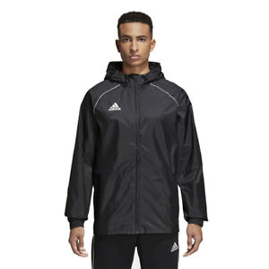 Adidas-Boys-Waterproof-Jacket-Kids-Water-Resistant-Hooded-School-Rain-Coat