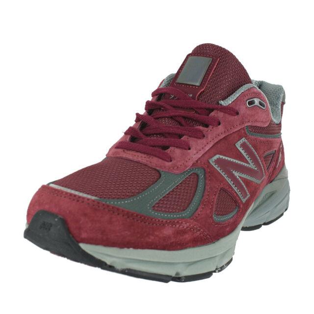 the best attitude d5887 95e3f Balance Men's M990bu4 Running Shoe Burgundy 12 D US