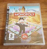 Monopoly : Editions Classique et Monde - Jeu PS3 Jeux Vidéos