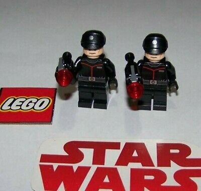 Mini Figure LEGO STAR WARS #75266 SITH JET TROOPER BRAND NEW! W//BLASTER