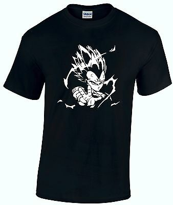 Japanese Dragon Ball Z Anime DBZ Master Roshi SAIYAN Funny T Shirt Goku Cosplay