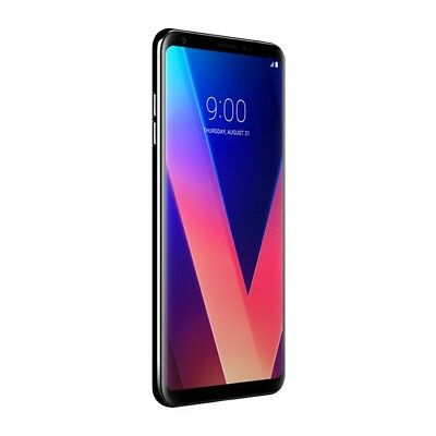 LG V30+ Plus H930DS Dual SIM LTE 4GB +128GB Aurora Black (HK) gft from EU garanz