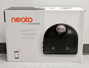 Neato-Botvac-Connected-Robotic-Vacuum-w-App-Remote-Operation-w-Box-Fair-Shape