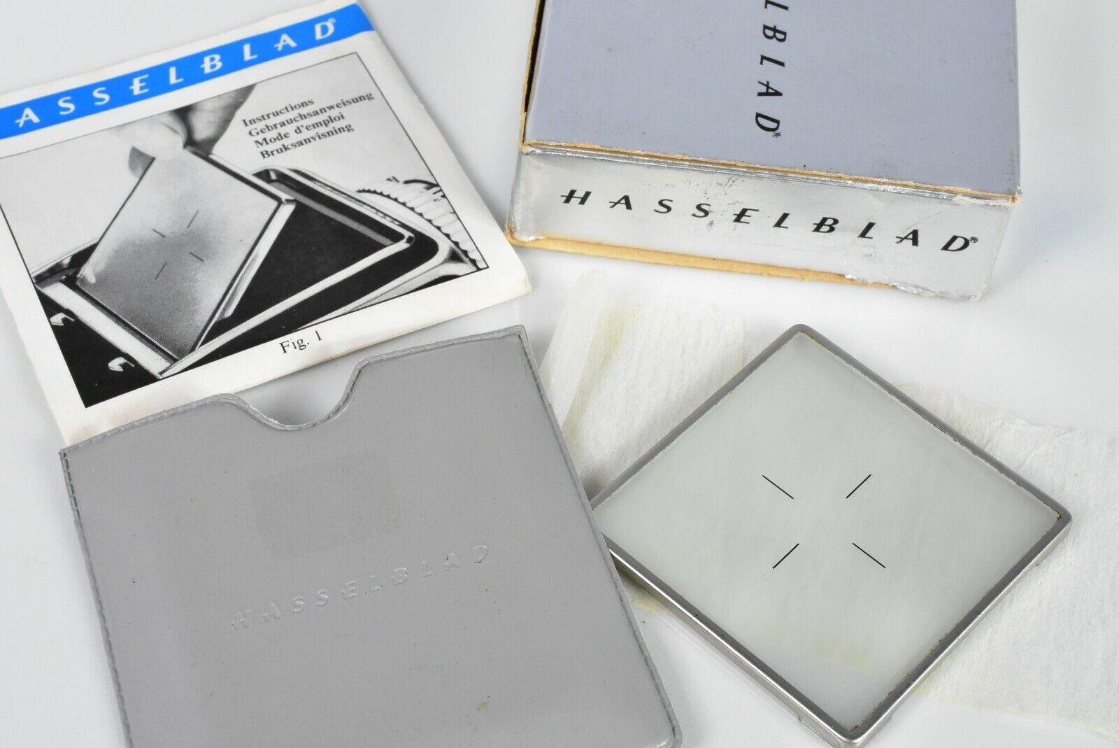 Superb! Hasselblad Focusing Screen Centre-Grid 42234 for 500C /M 500EL /M 2000FC