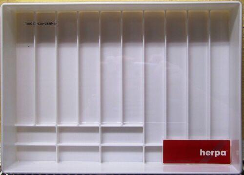 Herpa 029384 Sammelbox LKW und Zugmaschinen 40cm x 28cm x 5,5cm NEU