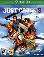Just Cause 3 - (xbox One) - Brand