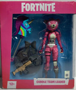 Cuddle Team Leader NEW IN BOX McFarlane Fortnite 7 Inch Action Figure Series 1