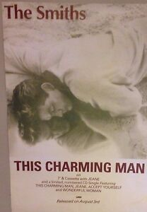 The-Smiths-Morrissey-This-Charming-Man-Poster