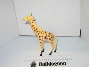 2013 Giraffe Figure Zoo Animal Figure Plastic Figurine Toy
