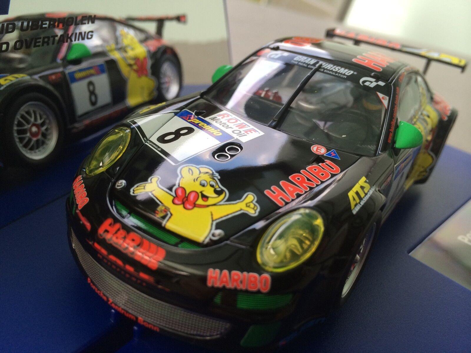 Carrera Digital 132 30680 Porsche GT3 Rsr   Haribo Racing   Nip in Box