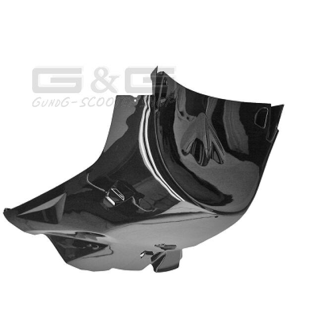 Bandeja Inferior tnt los Bajos Cubierta en Negro para Mbk Nitro Yamaha Aerox