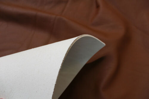 Piece of Leather from Thick up to 5.5 mm Strong Vachette Natural Leather
