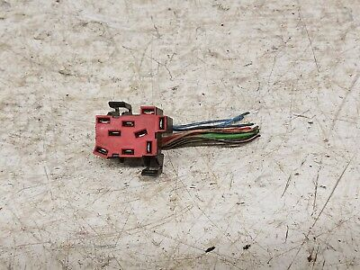 OEM Jeep Wrangler TJ Dash Headlight Switch Connector Wire Splice Pigtail 97-00