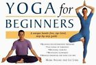 Yoga for Beginners by Liz Lark Mark Ansari 9780062736482
