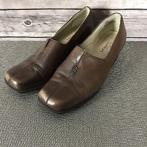Loafer Heels Career Size 7.5 M