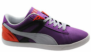 Puma Future Glyde Lite Lo Womens Trainers Low Top Lace Up Unisex 355615 03 D42