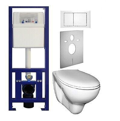 WC Vorwandelement   WC  Element   Wand   Hänge   WC  Toiletten Sitz