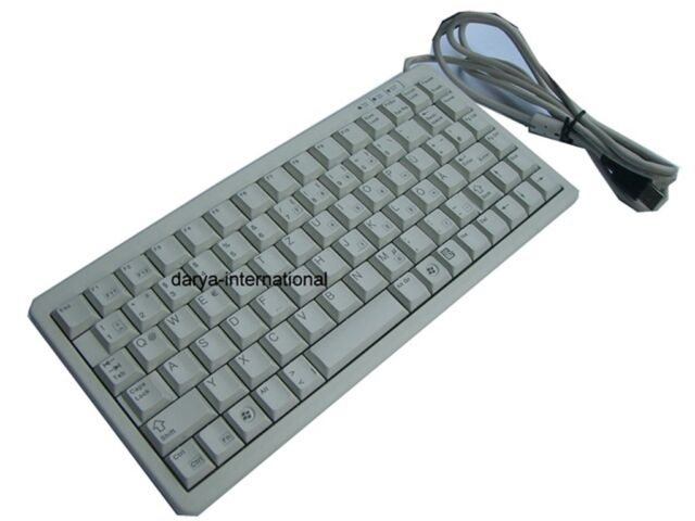 Kassentastatur Cherry Electrical G84-4100 Tastatur USB Keyboard Mini ##