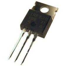 5 IRF530 Vishay Siliconix MOSFET Transistor 100V 14A 88W 0,16R TO220 854043