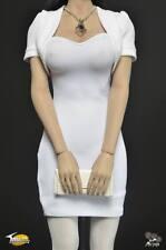 Toys City Female's Dress Set in White Female Figure 1:6 Accessory TC-63001B