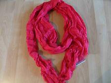 CODELLO schöner Schal pink m. Kaschmir POETRY GRUNGE  NEU