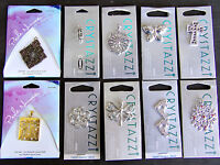Lot Of 10 Pendant Charm Jewelry - Magnetic Crystazzi Perle Nouveau Z5