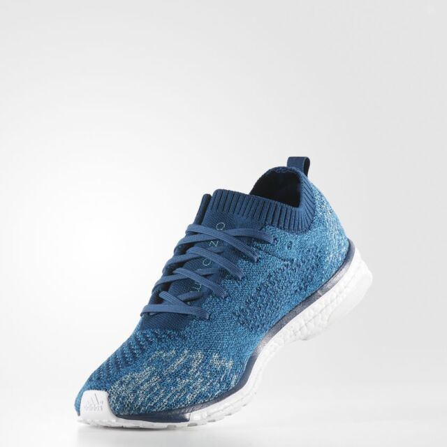 5af00af17 adidas Adizero Prime Ltd Parley Boost SNEAKERS Running Shoes Blue Cq1858 Sz  12