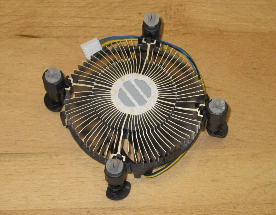 ... only approx 35 mm Height: Intel Mini CPU Cooler: S1150, 1151, 1155, 1156/NEW