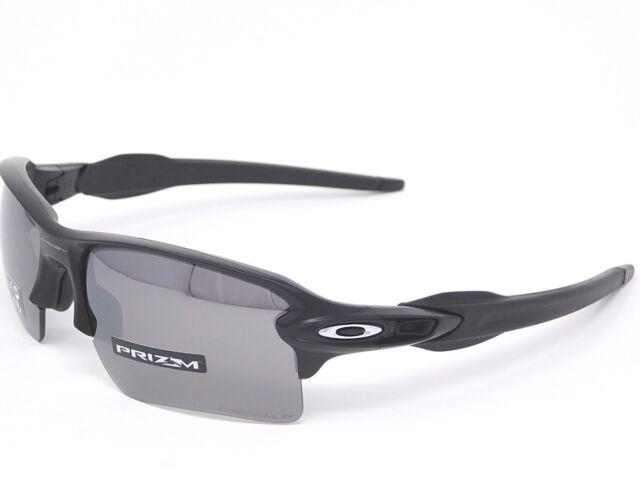 5db9c98910cce New OAKLEY OO 9188-96 59 FLAK 2.0 XL Prizm Polarized Sunglasses Matte Black