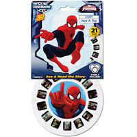 Spiderman View-master Viewmaster 3 Reel Set 21 Images 2045