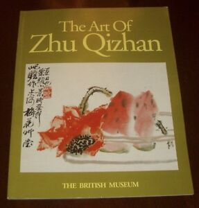 039-THE-ART-OF-ZHU-QIZHAN-039-Edited-by-Anne-FARRER-The-British-Museum-1995-pbk