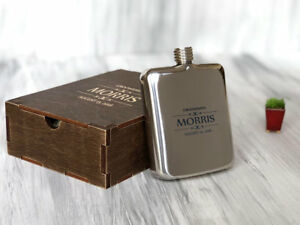 Details About Best Men Gift Personalized Flask Unique Wedding Gift For Groomsmen Wedding Party