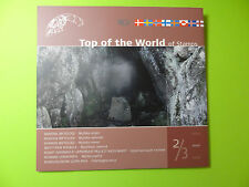 Stamps NORDIC MYTHOLOGY Top of the World * Mint Brochure Denmark Norway Finland
