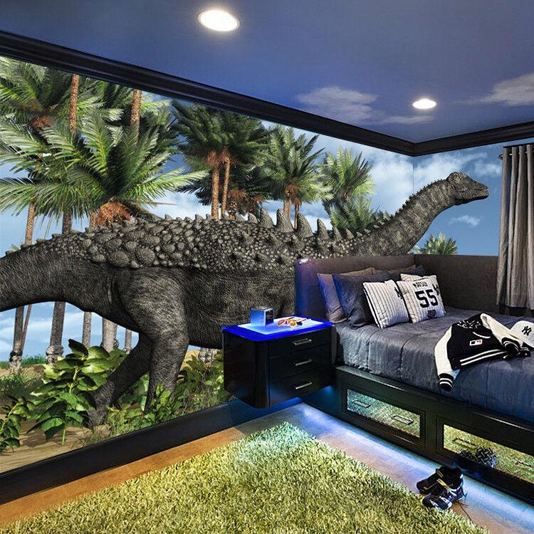 3D Dinosaurier Wälder Wälder Wälder 898 Tapete Wandgemälde Tapeten Bild Familie DE Kyra | Bequeme Berührung  aa9ba8