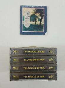 Till the End of Time Cassette 1990 Readers Digest NEW SEALED