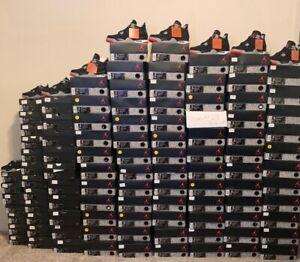 more photos 32abe ef033 Image is loading Nike-Air-Jordan-Retro-4-IV-OG-2019-