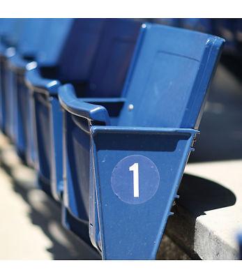Meadowlands Giants Stadium SEATBACK ROYAL BLUE
