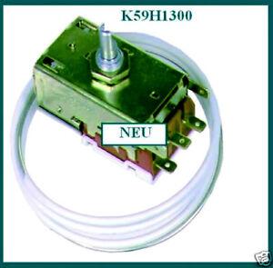 Thermostat K59H1300 wie Modell K59L1287 für Liebherr 6151039 Kühlschrank 6151086