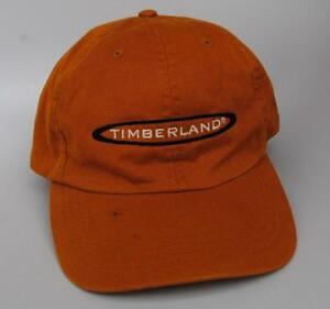 d5e27b35c59 Image is loading TIMBERLAND-Outdoor-Footwear-amp-Apparel-Adjustable-Dad-Hat-