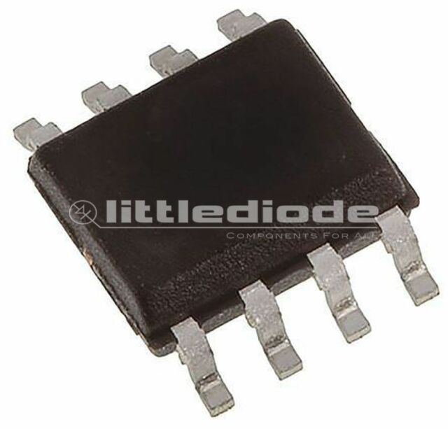 Infineon IRF7313PBF Dual N-channel MOSFET 6.5 A 30 V HEXFET 8-Pin SOIC