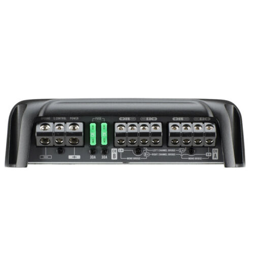 NEW Pioneer GM Digital Series GM-D8704 1200 Watt 4-Channel Class D Car Amplifier