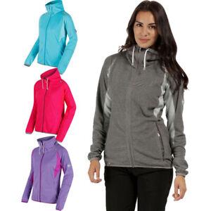 Regatta Womens//Ladies Mons III Full Zip Fleece Top