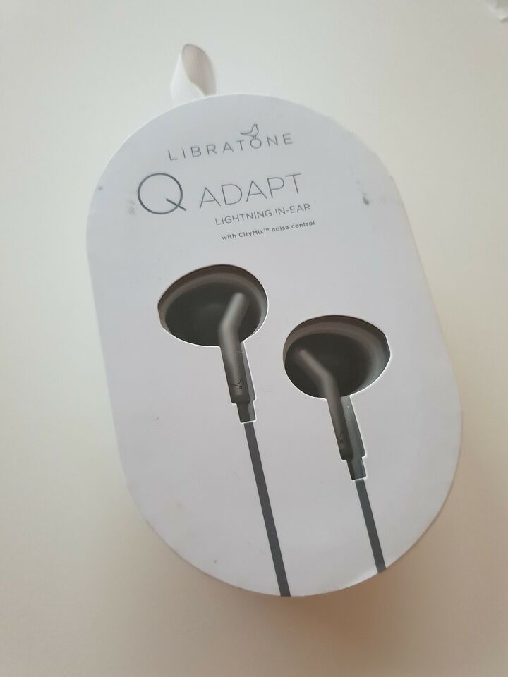 in-ear hovedtelefoner, Andet mærke, Libratone Q ADAPT